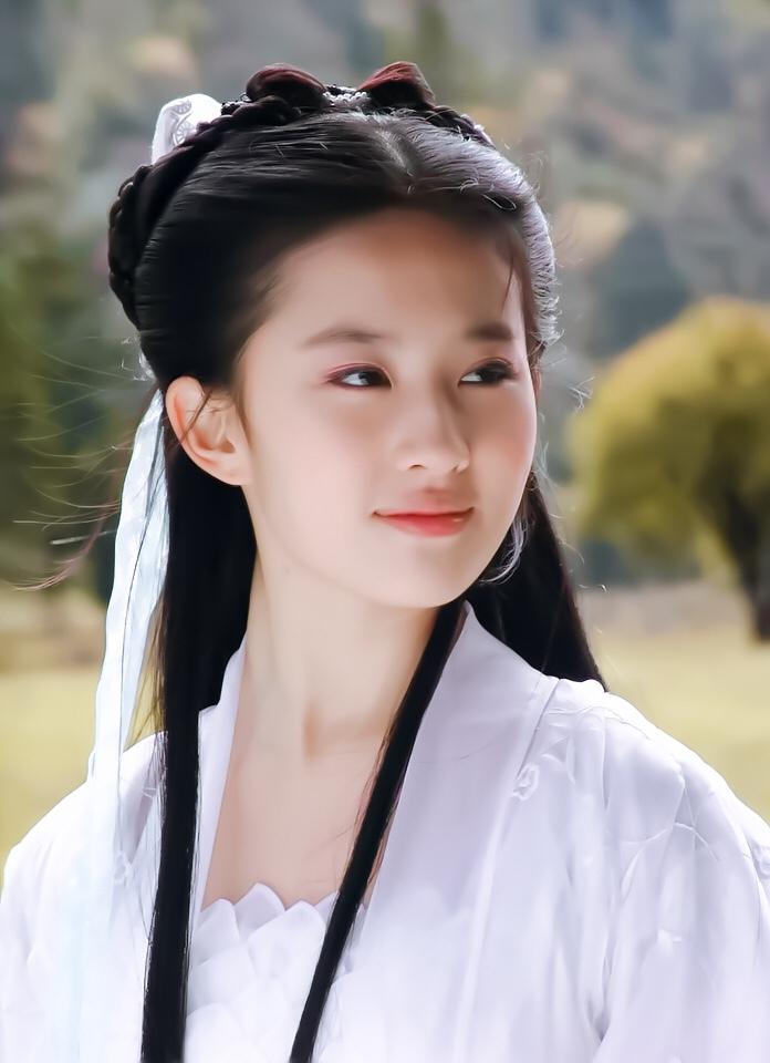 人均刘亦菲_刘亦菲性感图片