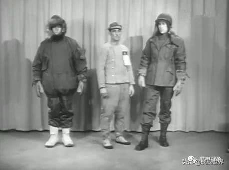 朝鲜战场上中美士兵冬装对比,中国冬装最简陋,精神却最值得敬佩_美军