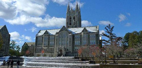 波士頓學院取消EA改為ED,這對留學生有什么影響?