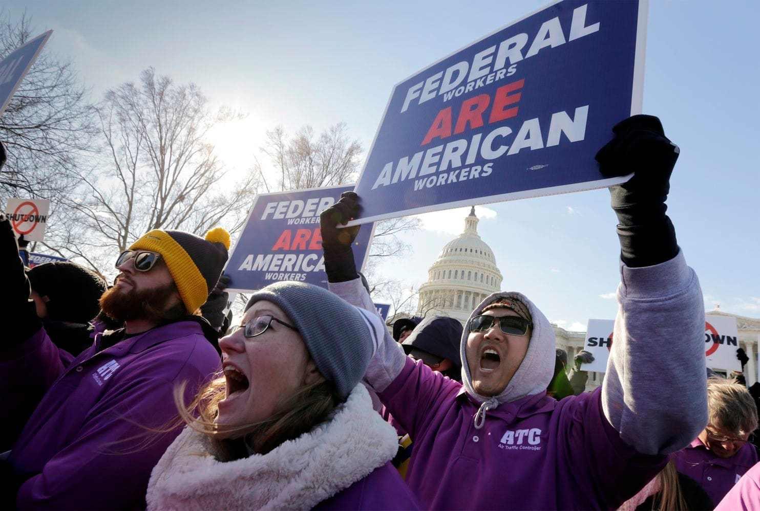 赛雷号:美国政府关门经济影响有多大?或损失30亿美元