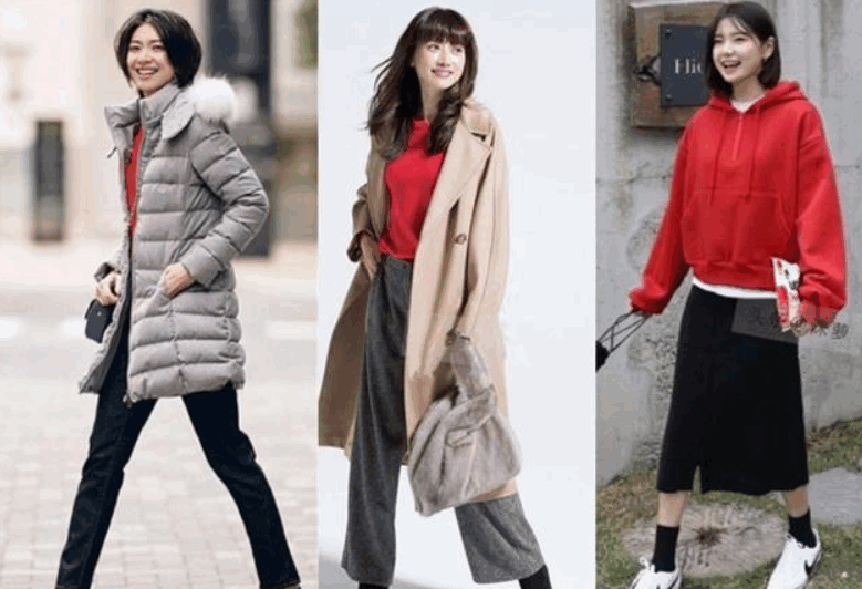 40歲的女性,新年如何打破冬季的沉悶感,時髦又搶眼 形象穿搭 第4張
