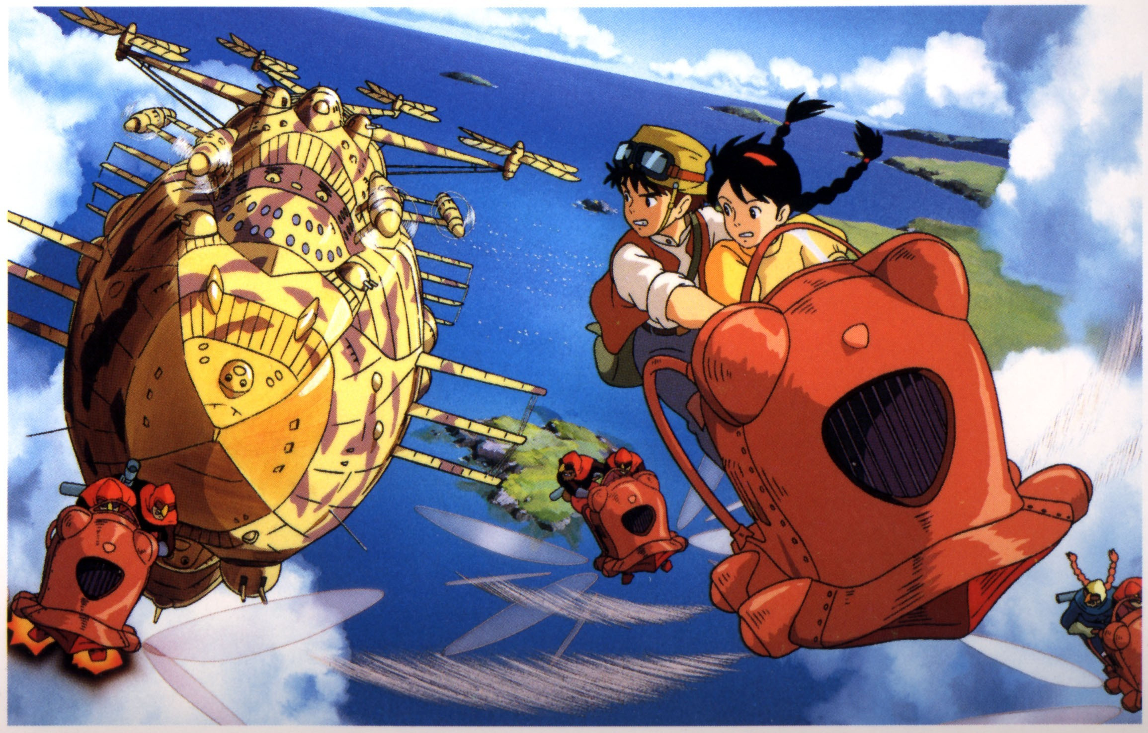 天空之城 久石让 宫崎骏动漫作品视听音乐会图片