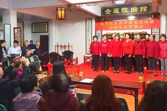 坑内社区育青合唱队丨《共筑中国梦》《我像雪花天上来》