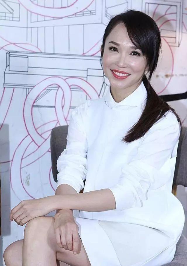 宛如仙子的5位新加坡女星!巩俐屈居第3,第1实至名归