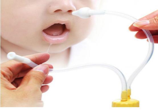 一洗一吸,轻松缓解宝宝鼻塞!