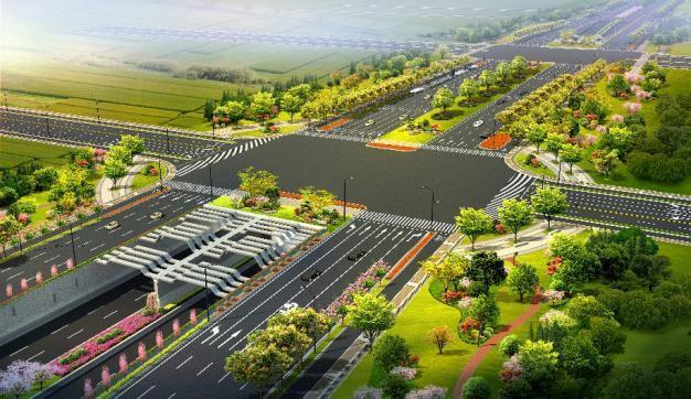 杭州钱塘新区规划图