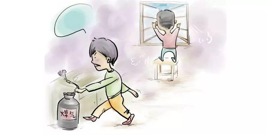生活中不得不防的中毒 一氧化碳中毒 煤气中毒图片