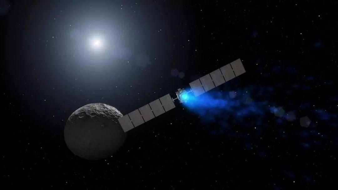 又一传奇谢幕!NASA黎明号探测器燃料耗尽,正式退役!