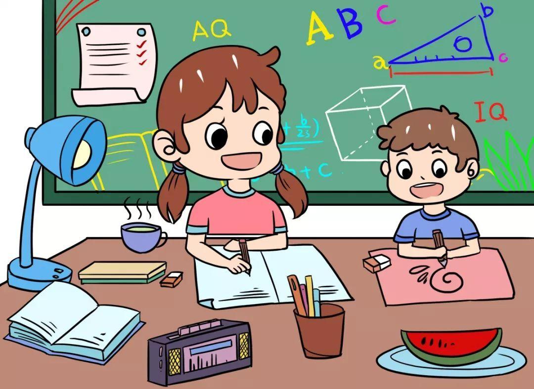 那些数学成绩好的学生,都有这6个好习惯!图片