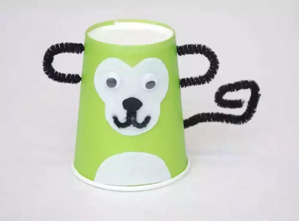 【小天使亲子团】亲子手工丨幼儿园纸杯创意手工,让孩子玩疯了!