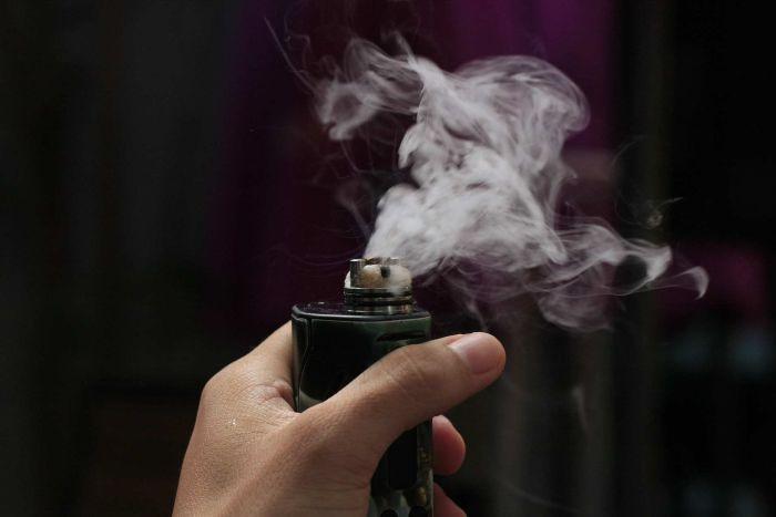 [图]研究发现相比尼古丁替代疗法 电子烟更能帮助你戒烟