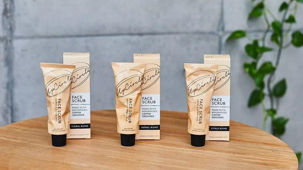 天然护肤品公司品牌形象设计