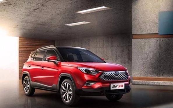 江淮推出全新小型SUV——锐锋S4