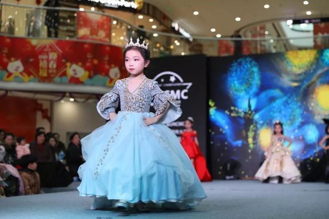 2019第二届uncmc中国国际少儿模特大赛连云港赛区决赛