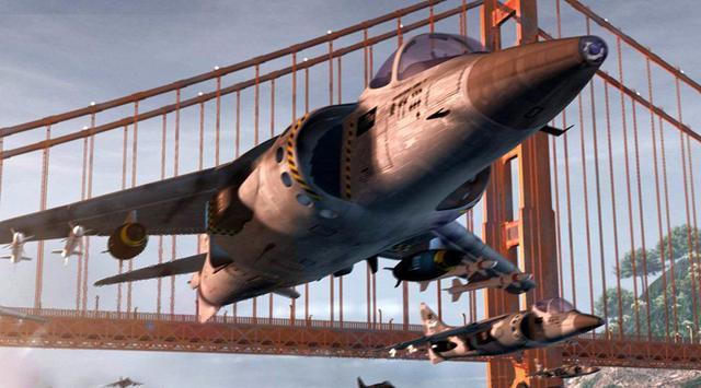 红色警戒:游戏中的空军单位你最喜欢哪个?黑鹰战机十分好用!
