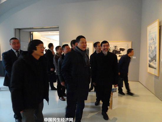 礼赞改革开放讴歌大美西部 西部绘画作品巡展今在蓉开幕