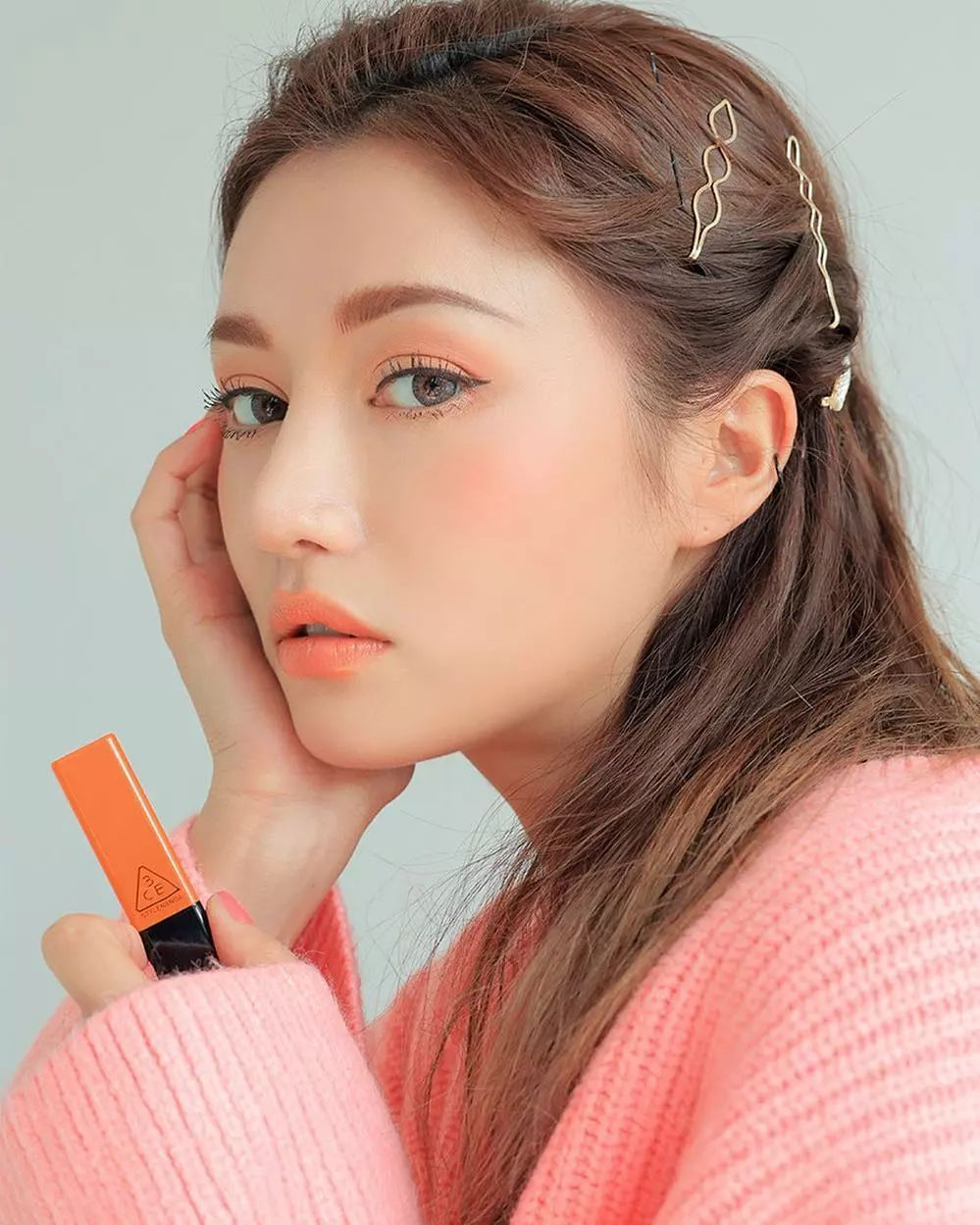 收藏 |韩国彩妆广告造型集锦 第2季