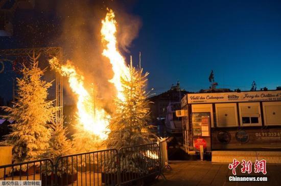"""曾批评""""黄背心""""示威者 法米其林餐厅遭纵火"""