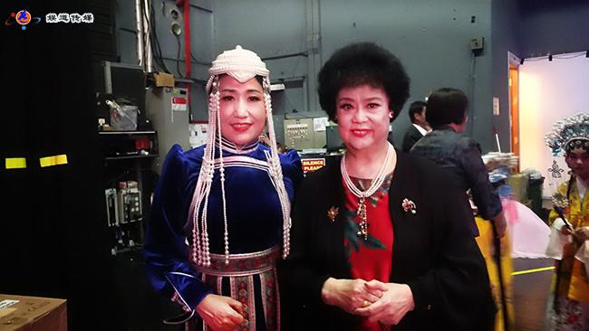 蒙古歌手都兰娜