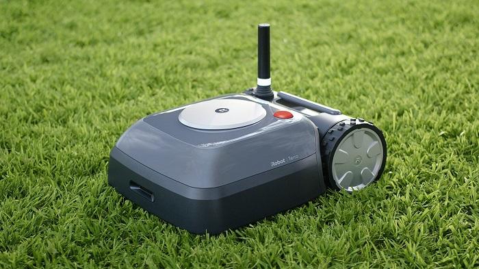 irobot 推出室外除草机器人 terra