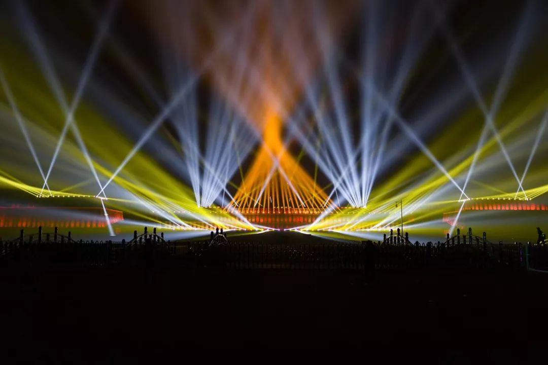 警法 正文  超大規模的新春光影嘉年華燈光秀 亮相大明宮 從2019年1月圖片