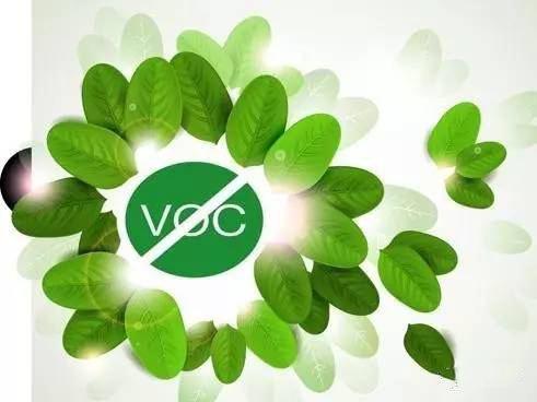 推广使用水漆,加强减排VOC力度