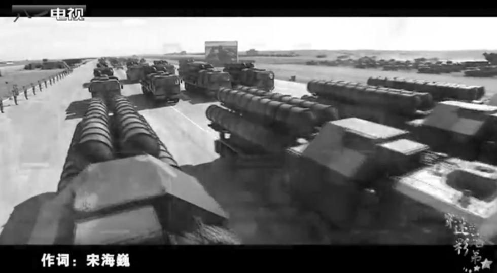 《穿迷彩的兄弟》MV