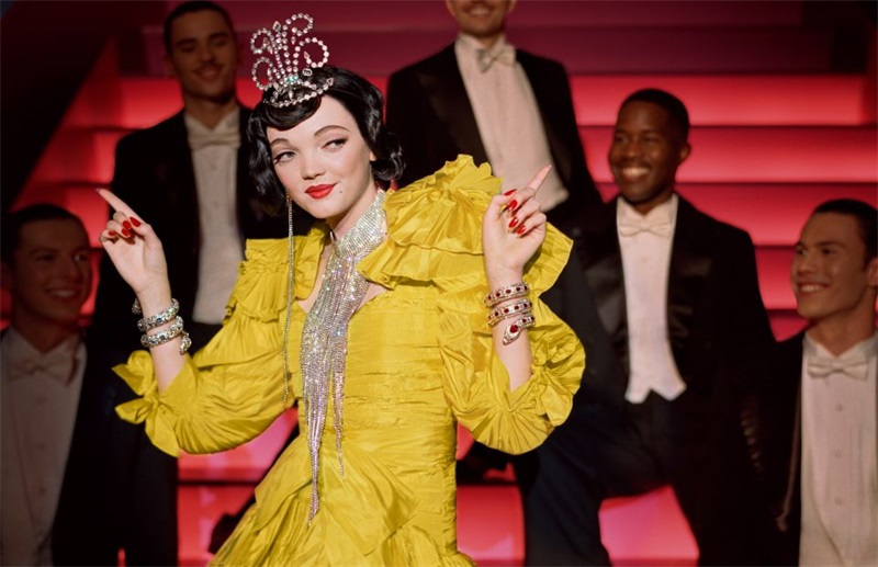 GUCCI拍了个歌舞片?2019年的第一支宝藏广告果然还是它