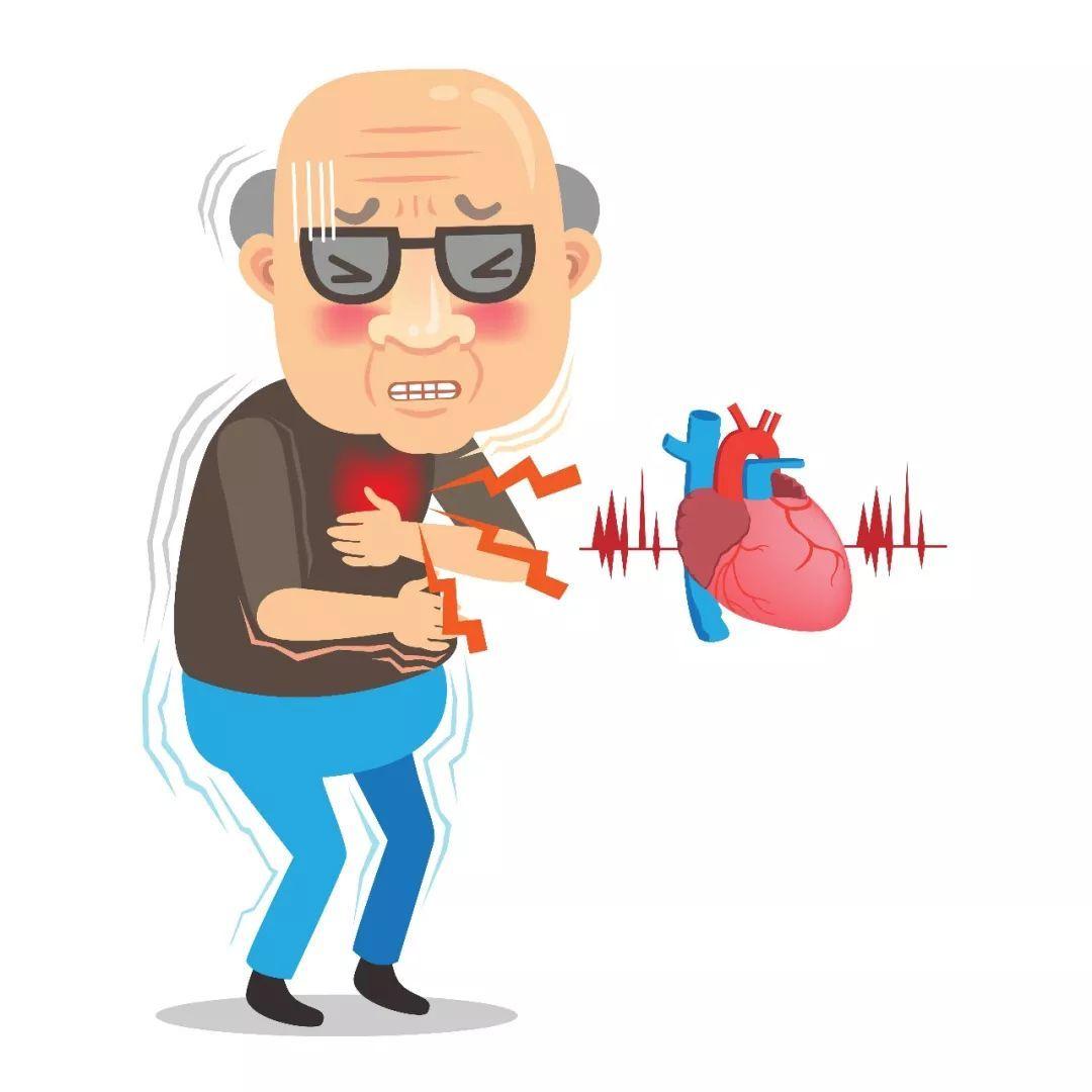 近五成老人死于脑卒中,心脏病,慢阻肺图片