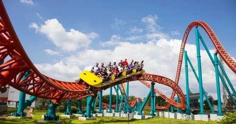 01 01 歡樂無限,放飛心靈的游樂園 happy 柳州最大的主題樂園 精彩圖片