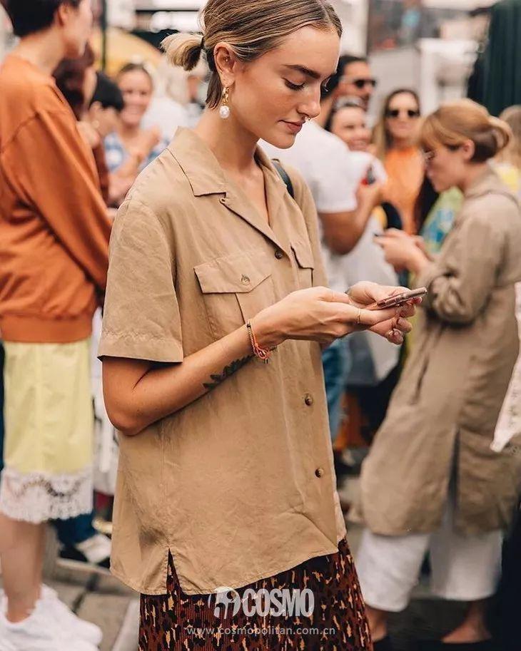 時髦辦   都是珍珠耳環,怎麼李聖經就戴出了少女感?