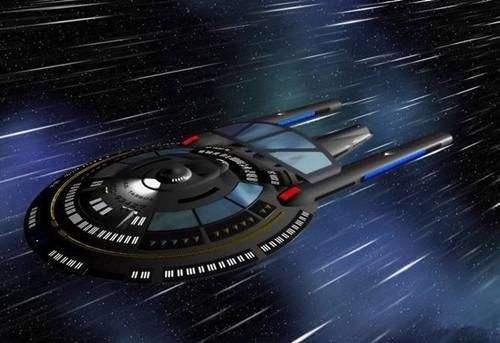 如果你能以超光速朝着一个方向一直飞下去,最终会到达哪里?