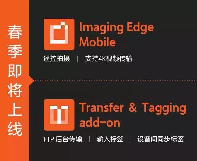 """索尼""""Imaging Edge""""应用程序更新,联机拍摄提供更多功能- 雪花新闻"""