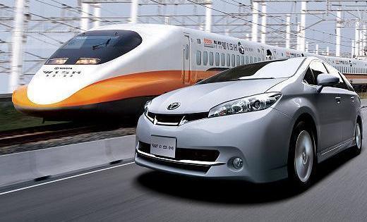 跑车能跑赢高铁吗?为了过年早点回家,我在国内买了一辆跑车