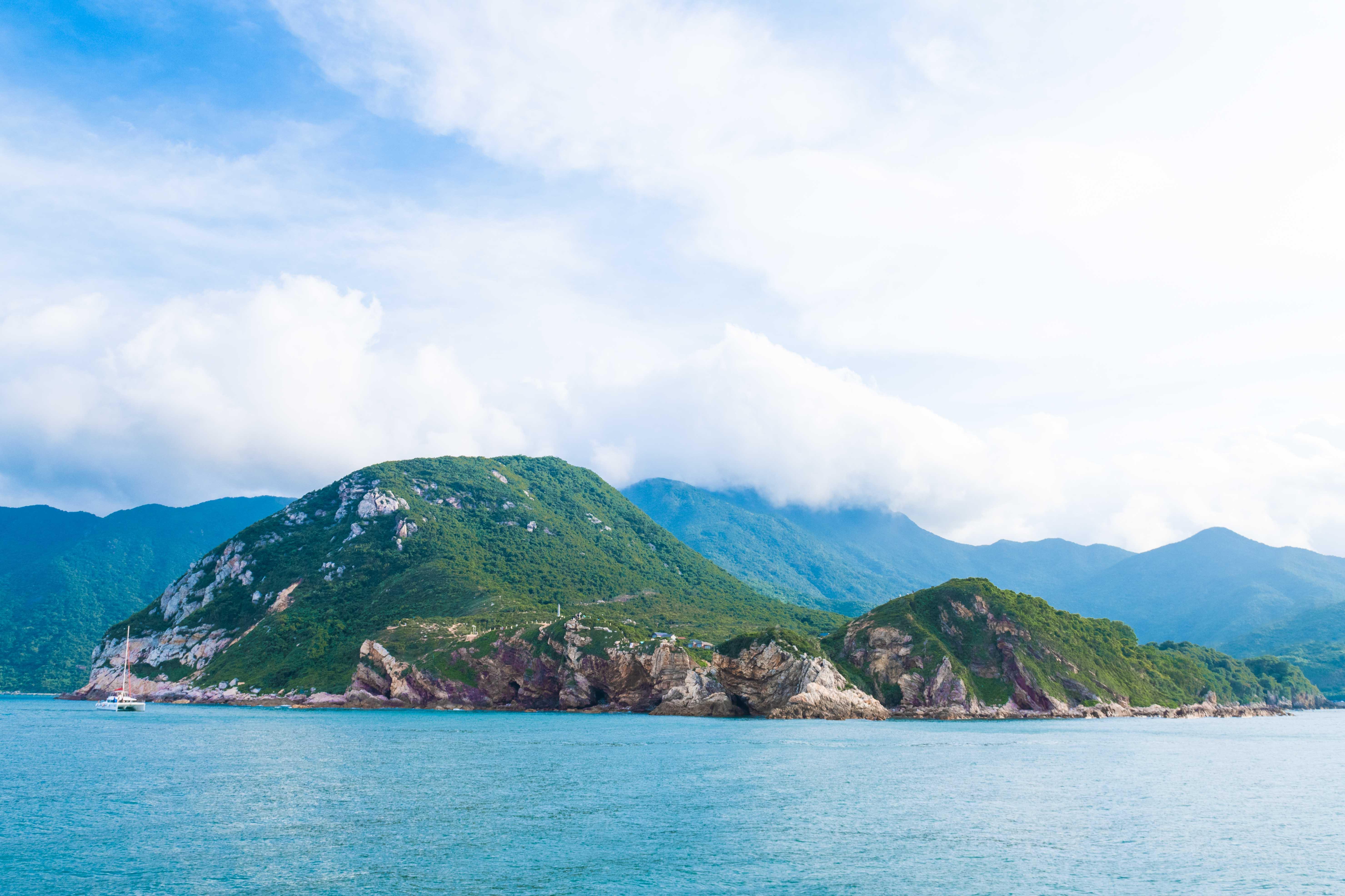 """深圳也有个""""马尔代夫"""",堪称海滩中的一股清流,超美!你来过吗"""