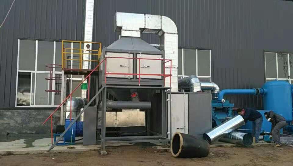 食品廠廢氣處理設備