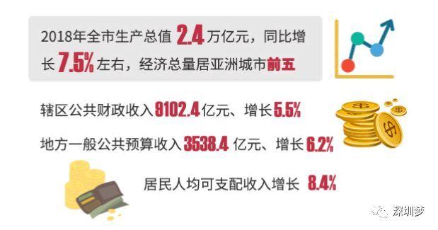 深圳经济总量亚洲前5说明什么_深圳华强北经济大厦