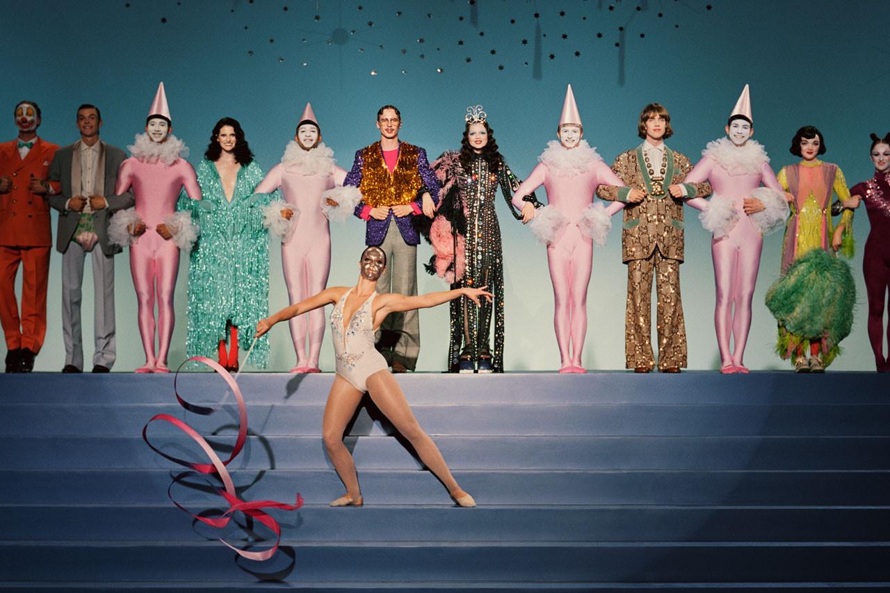 復刻好萊塢歌舞片的黃金時代—Gucci 2019春夏大片 形象穿搭 第3張