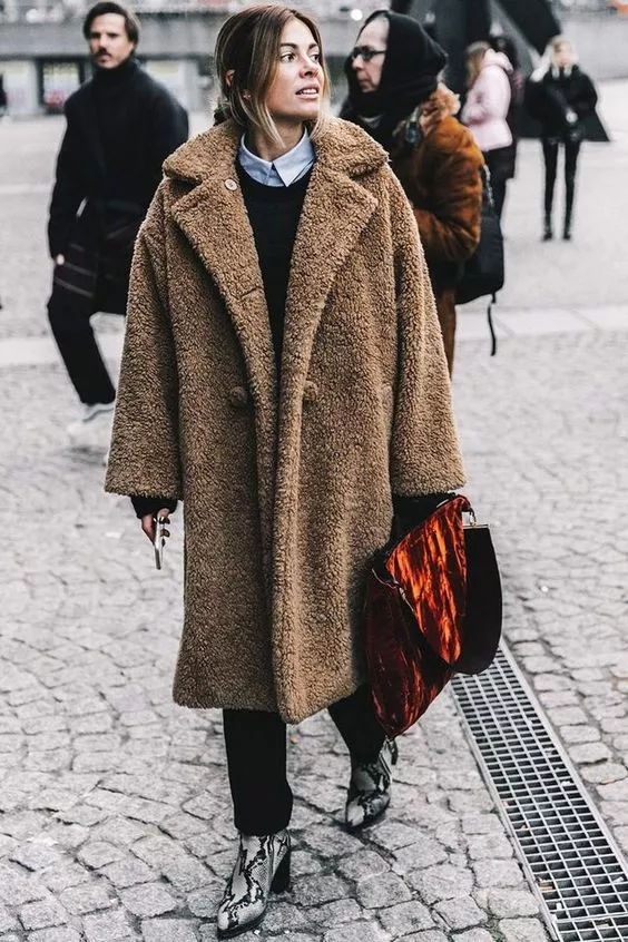 最火搭配「穿三件」,Hold住你的冬季時髦! 形象穿搭 第14張