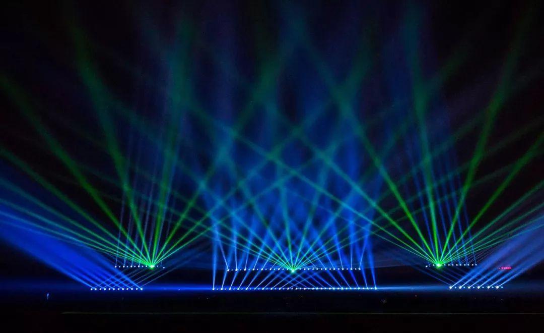 光影西安丨最偉大的遺址公園,正上演最震撼燈光秀圖片