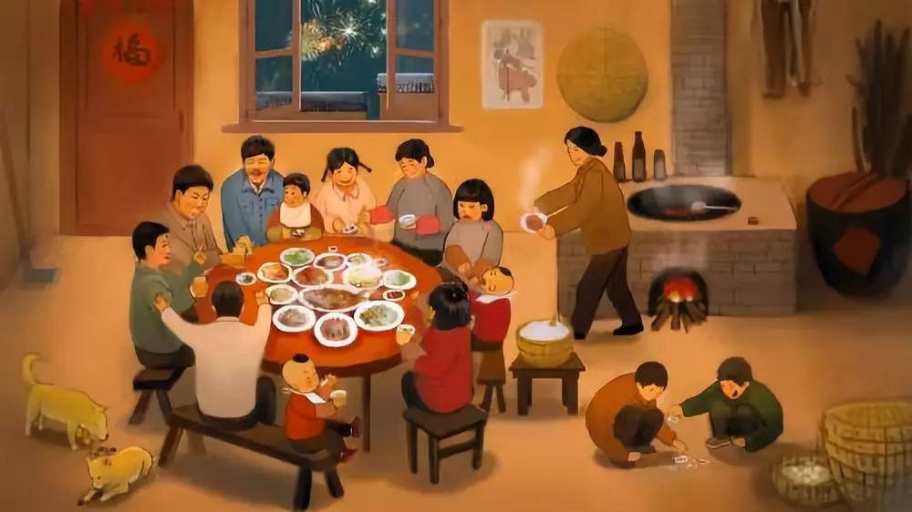 记住这三点!春节经常聚餐也不长肉