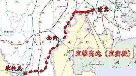 南溪区道路规划图