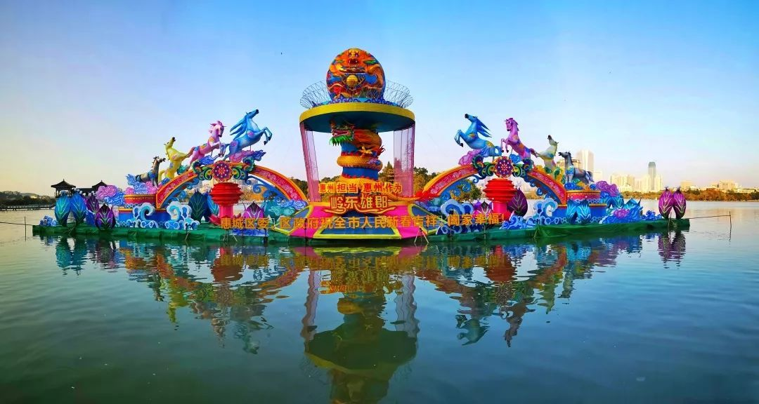 2019绝美西湖花灯展今晚正式亮灯,海量高清图片、航拍及VR抢先看