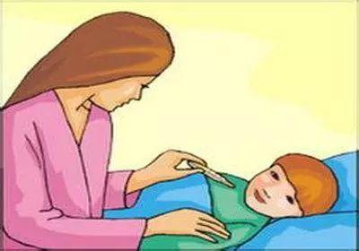 )嘴唇、舌头或指甲床发紫   (5)前囟向外隆起,颈部