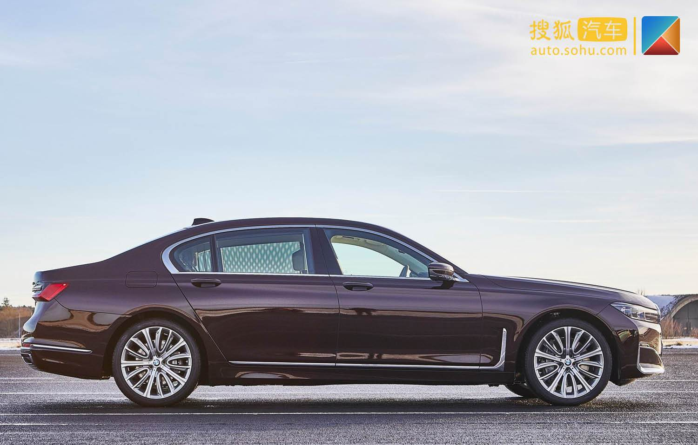 宝马新款7系插电混动版车型官图发布 预计今年春季发布(第1页) -