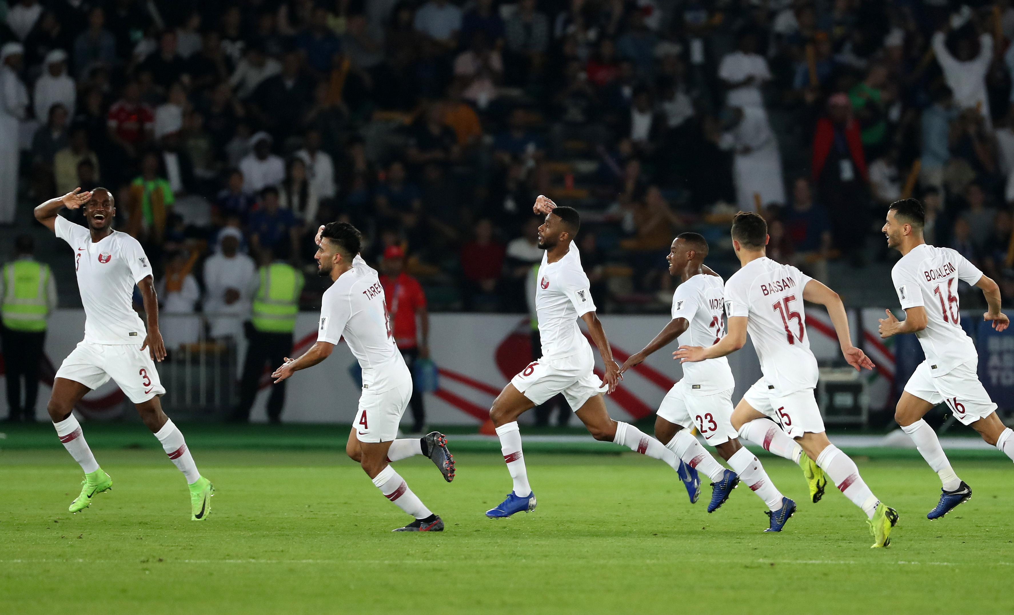 中国斯诺克女裁判 大V热议卡塔尔夺冠:又到学习时?已给国足打好样