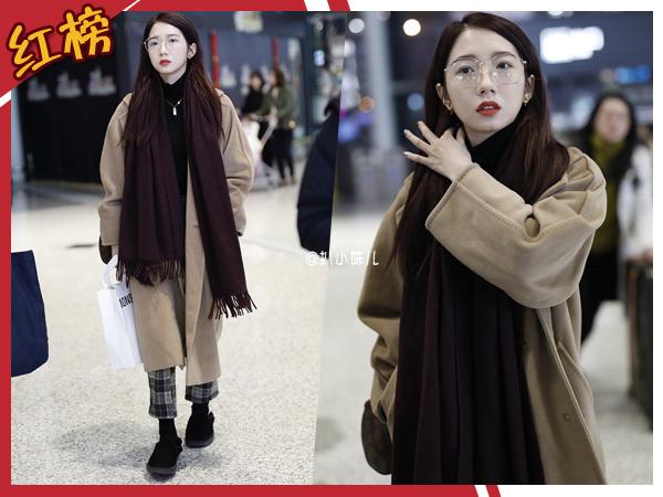 披上戚薇刘涛们的红色战衣,春节你一定是家里最靓的妞! 作者: 来源:扒小妹儿