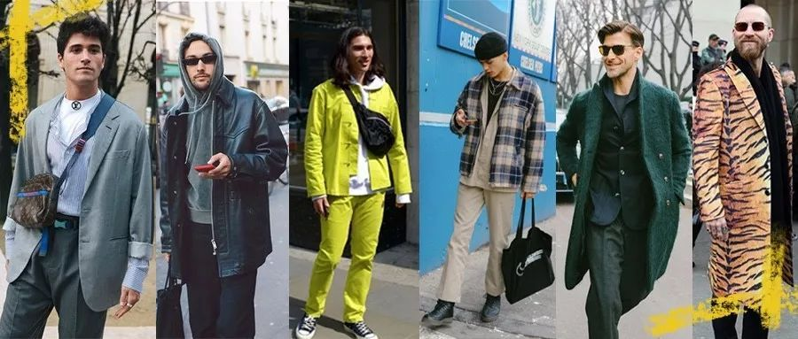 趋势   2019 男装街拍十大流行趋势分析