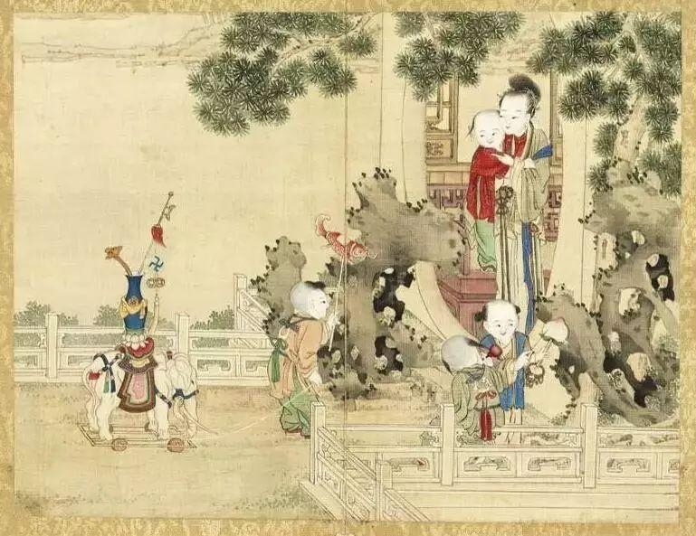古人过春节相当讲究,从腊月二十三到正月十五都别具特色