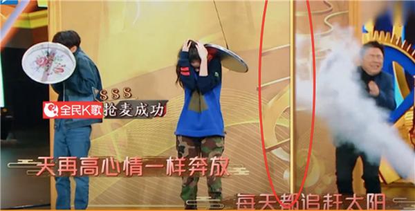 提前录制的综艺播出 吴秀波被消失了